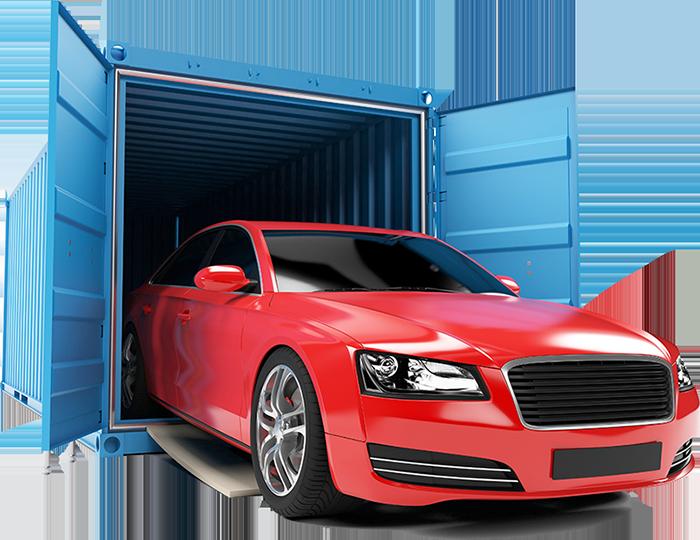 Shipping Car Interisland